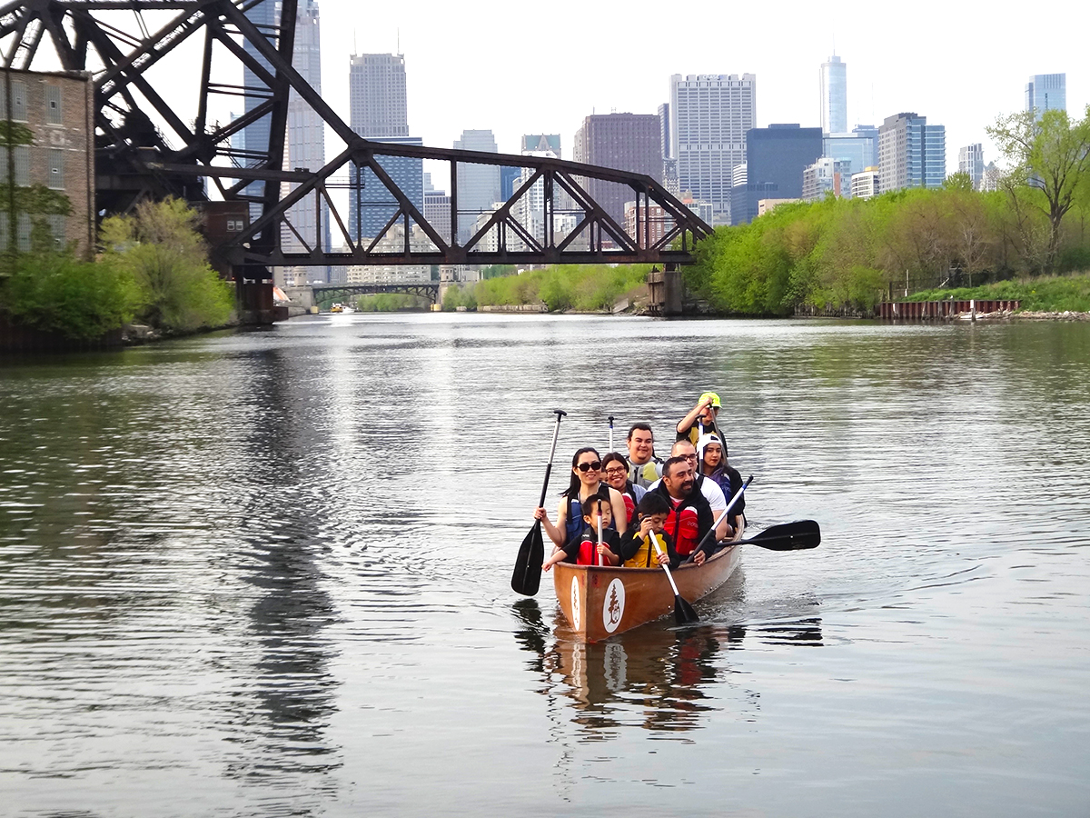 riverpaddle