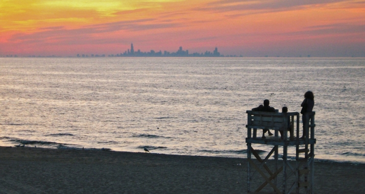 LakeMichigan_Sunset2